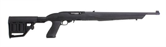 Ruger 10/22 Tacstar .22lr TALO Edition, Black Finish, Tacstar Adaptive Stock