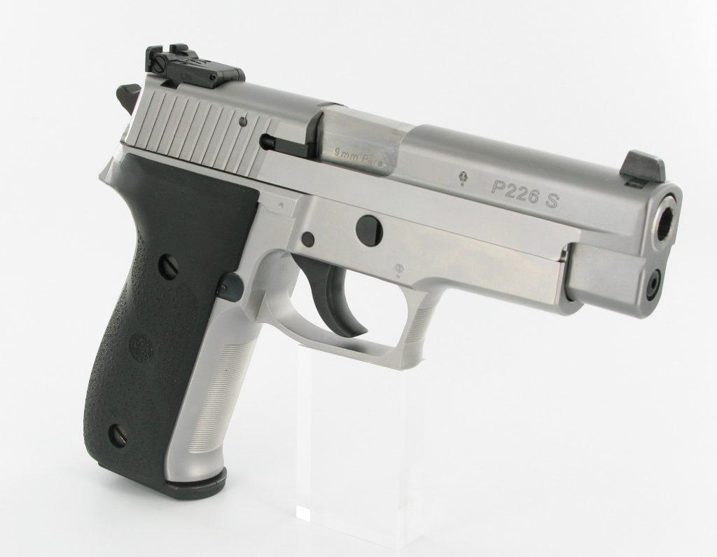 SigSauer P226 S 9mm Para